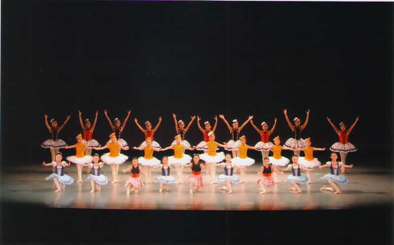 クラシックバレエ教室(東京都西東京市・練馬区・埼玉県上尾市)